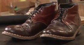 花田優一が作った靴