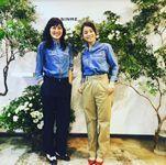 石田ゆり子と板谷由夏