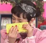 荻野目洋子が久本雅美にプレゼントしたハンカチ