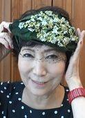 おばあさんの帽子