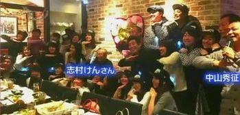 志村けんの67歳の誕生日会