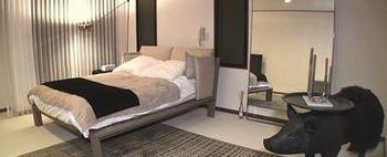 ピカ子の寝室