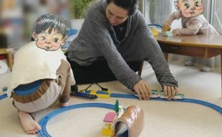TAKAHIROと長男長女